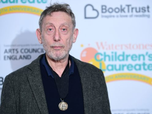 Michael Rosen (Ian West/PA)