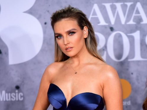 Little Mix singer Perrie Edwards (Ian West/PA)