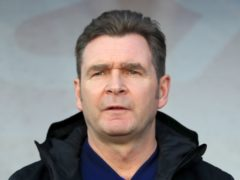 Peter Grant is the new Dunfermline boss (Simon Cooper/PA)