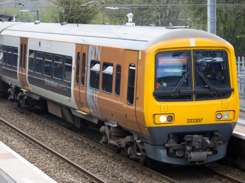 A trade union has slammed a train company's 'cynical and shocking stunt' after it promised employees a bonus in what was actually a cybersecurity test (Aaron Chown/PA)
