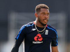 England's Chris Jordan is still in India awaiting his flight home (Mike Egerton/PA)