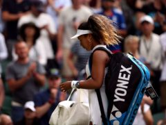 Naomi Osaka has pulled out of the French Open (Steven Paston/PA)
