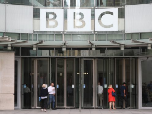 A Tory peer has urged the BBC to 'make absolutely clear where it admits responsibility' following the publication of the Dyson inquiry (Jonathan Brady/PA)