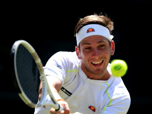 Cameron Norrie is hoping to continue his excellent form at the French Open (Adam Davy/PA)