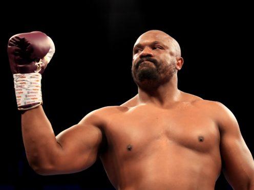 Derek Chisora's fight against Joseph Parker will go ahead (Bradley Collyer/PA)
