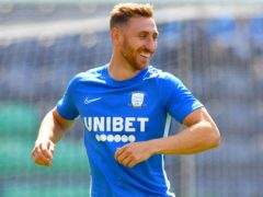 Free agent Louis Moult is fit again (Dave Howarth/PA)