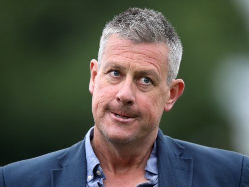 Ashley Giles will not allow England commitments to play second fiddle to a rearranged IPL if there is a fixture clash (Nick Potts/PA)