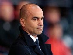 Tottenham have no plans to talk with Roberto Martinez over the vacant managerial position (Graham Stuart/PA)