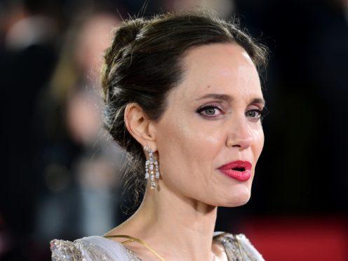 Angelina Jolie (Ian West/PA)