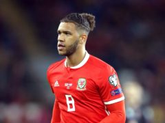 Tyler Roberts feared he would not be selected for Euro 2020 after being thrown out of the Wales squad in March (Nigel French/PA)