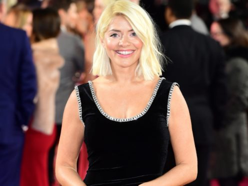 Holly Willoughby (Ian West/PA)