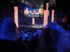 Anthony Joshua fought Andy Ruiz Jr in Saudi Arabia 9Nick Potts/PA)