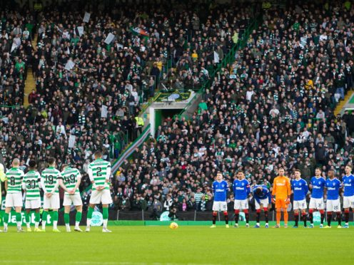 Rangers and Celtic have welcomed plans for their young players to compete in the Lowland League (Jeff Holmes/PA)