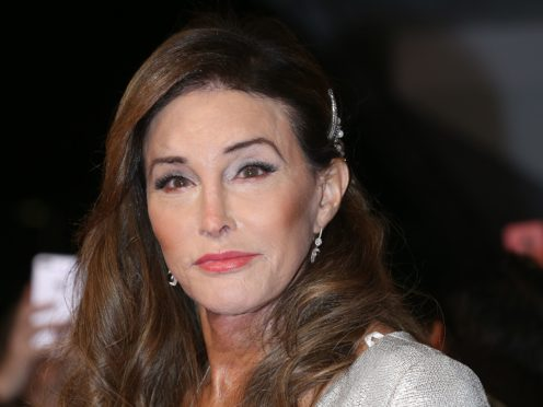 Caitlyn Jenner is standing in the election (Isabel Infantes/PA)
