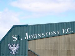 St Johnstone are battling Covid issues (Andrew Milligan/PA)
