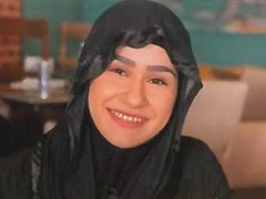 Seven men and one woman are on trial for the murder of law student Aya Hachem, 19, in Blackburn (Lancashire Police/PA)