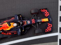 Red Bull have hired five members of staff from Mercedes (Ben Stansall/PA)