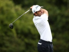 Edoardo Molinari carded a superb 64 in the third round of the Betfred British Masters (Tim Goode/PA)