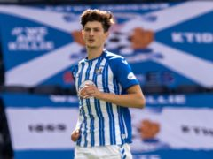 Zeno Ibsen Rossi will play in front of the Kilmarnock fans for the first time (PA)