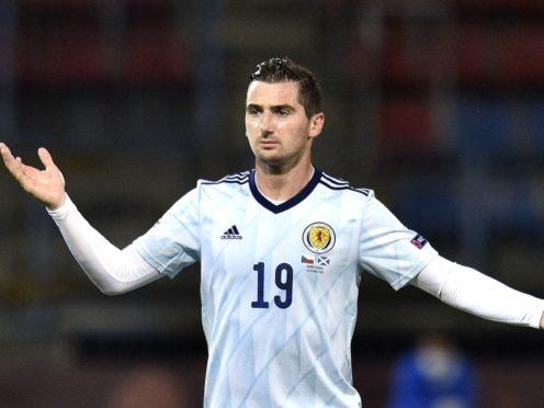 Scotland's Kenny McLean is a Euro 2020 doubt (Radek Petrasek/PA)