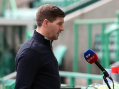 Rangers manager Steven Gerrard has backed Old Firm B team proposals (Andrew Milligan/PA)