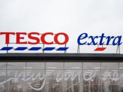 Tesco is trialling its first rapid delivery service in Wolverhampton (Joe Giddens/PA)