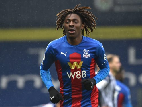 Crystal Palace boss Roy Hodgson is sure the club will do all they can to keep Eberechi Eze (Rui Vieira/PA)