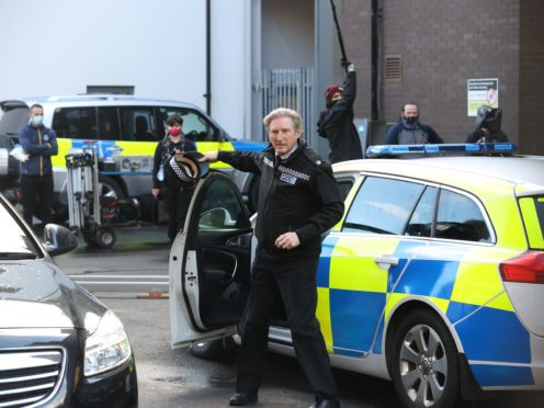 The police drama has pulled in millions of viewers (Liam McBurney/PA)