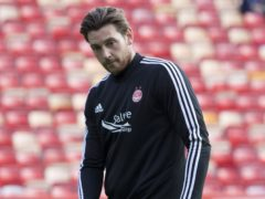Aberdeen have released Ash Taylor and three other defenders (Jeff Holmes/PA)