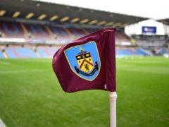 Burnley have identified two academy triallists via artificial intelligence software (Anthony Devlin/PA)