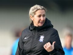 Carla Ward kept Birmingham in the WSL last season (John Walton/PA)
