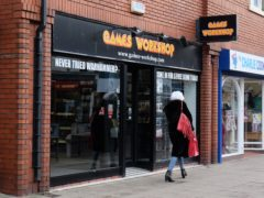 Games Workshop staff have landed bonuses worth £12 million thanks to soaring profits (PA)