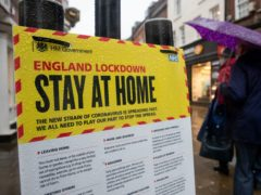 Lockdown restrictions are expected to have sent the UK economy into reverse at the start of 2021, but official figures on Wednesday are set to show a smaller hit than first feared.