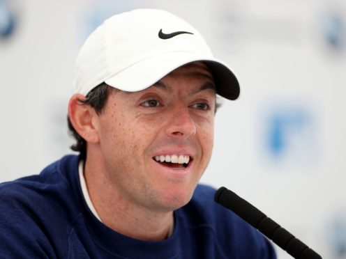 """Rory McIlroy called proposals for a breakaway golf league a """"money grab"""" (Bradley Collyer/PA)"""