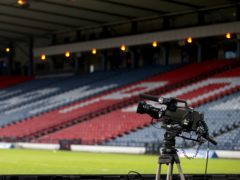 Hampden will welcome fans for the Scottish Cup final (Jeff Holmes/PA)