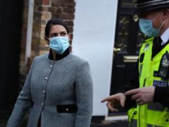 A chief constable has called on Priti Patel and the Home Office to step back from the policing agenda and allow officers to reassert their independence (Aaron Chown/PA)