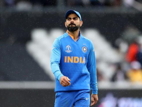 India captain Virat Kohli is set for a busy summer (Martin Rickett/PA)