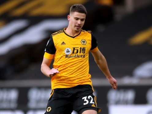 Leander Dendoncker is looking forward to fans returning to Molineux (Nick Potts/PA)