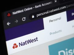 NatWest has issued an urgent alert to people to beware of cryptocurrency scams (Tim Goode/PA)