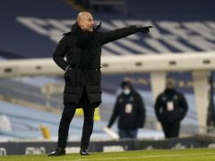 Pep Guardiola has guided Manchester City to their first Champions League final (Tim Keeton/PA)