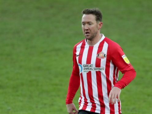 Sunderland's Aiden McGeady is free to start against Lincoln on Saturday (Richard Sellers/PA)
