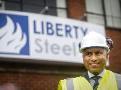 Mr Gupta ran a successful business while still at university. (Danny Lawson/PA)