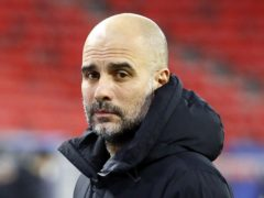"""Manchester City manager Pep Guardiola has paid tribute to the """"real heroes"""" of the past year (Trenka Atilla/PA)"""