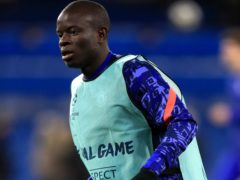 Thomas Tuchel has backed N'Golo Kante, pictured, in his bid to add the Champions League trophy to his impressive career silverware haul (Adam Davy/PA)