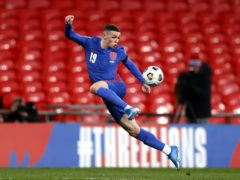 Phil Foden can be one of the stars at Euro 2020 according to England great Peter Shilton (Adrian Dennis/PA)