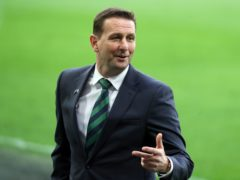 Ian Baraclough has gone for a mix of youth and experience to face Malta and Ukraine (Brian Lawless/PA)