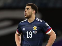 Che Adams is hoping to make an impact with Scotland at Euro 2020 (Andrew Milligan/PA)