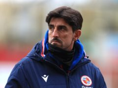 Reading manager Veljko Paunovic wants to stay next season (PA)