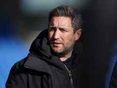 Lee Johnson is relishing Sunderland's play-off opportunity (Zac Goodwin/PA)