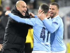 Guardiola has got the best out of his squad in the Champions League this season (PA Wire)